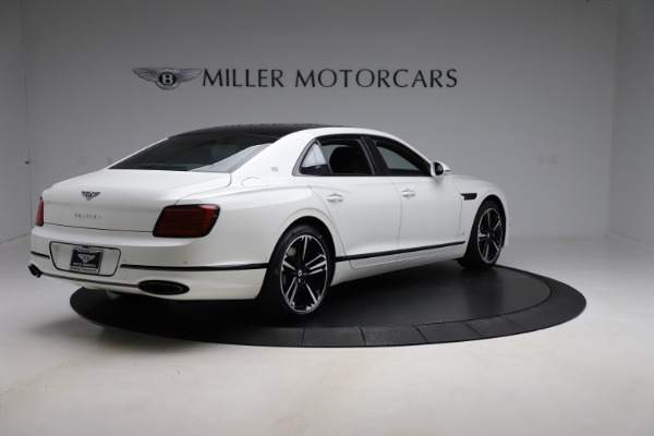 New 2020 Bentley Flying Spur W12 First Edition for sale $274,135 at Bugatti of Greenwich in Greenwich CT 06830 8