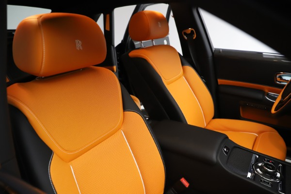 New 2020 Rolls-Royce Ghost for sale $432,200 at Bugatti of Greenwich in Greenwich CT 06830 10