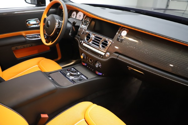 New 2020 Rolls-Royce Ghost for sale $432,200 at Bugatti of Greenwich in Greenwich CT 06830 12