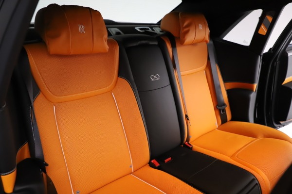 New 2020 Rolls-Royce Ghost for sale $432,200 at Bugatti of Greenwich in Greenwich CT 06830 13