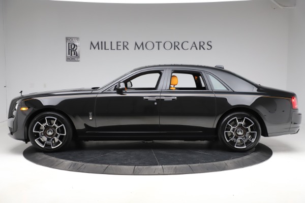 New 2020 Rolls-Royce Ghost for sale $432,200 at Bugatti of Greenwich in Greenwich CT 06830 3