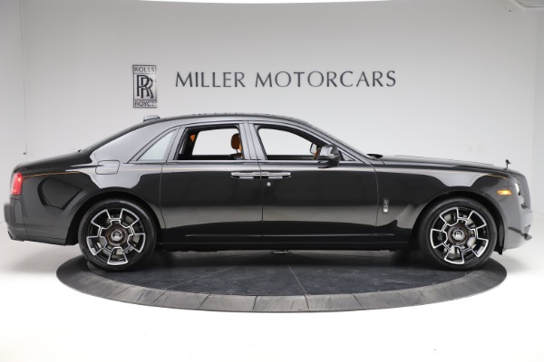 New 2020 Rolls-Royce Ghost for sale $432,200 at Bugatti of Greenwich in Greenwich CT 06830 6