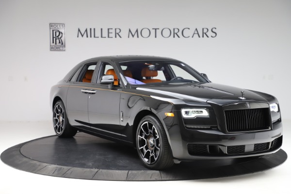 New 2020 Rolls-Royce Ghost for sale $432,200 at Bugatti of Greenwich in Greenwich CT 06830 7