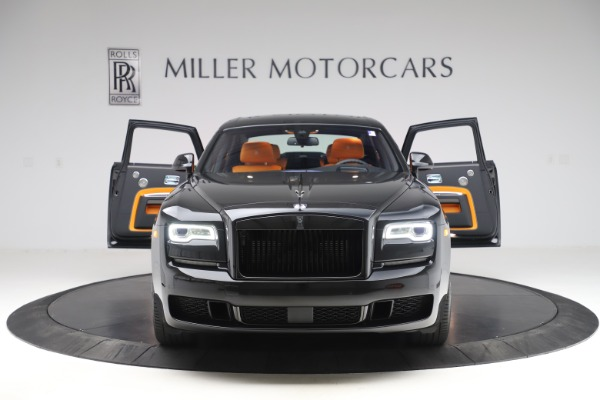 New 2020 Rolls-Royce Ghost for sale $432,200 at Bugatti of Greenwich in Greenwich CT 06830 8