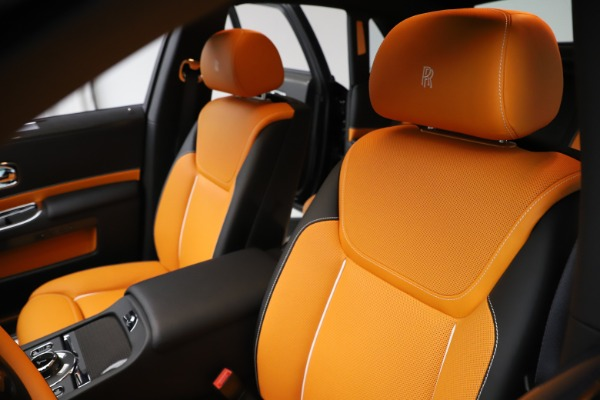 New 2020 Rolls-Royce Ghost for sale $432,200 at Bugatti of Greenwich in Greenwich CT 06830 9