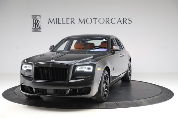 New 2020 Rolls-Royce Ghost for sale $432,200 at Bugatti of Greenwich in Greenwich CT 06830 1