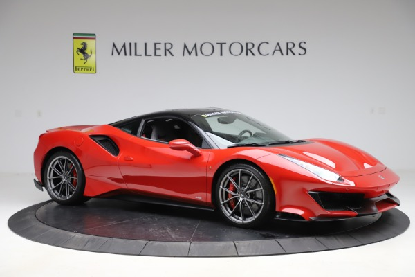 Used 2019 Ferrari 488 Pista for sale $451,702 at Bugatti of Greenwich in Greenwich CT 06830 10