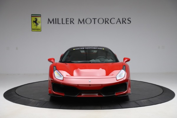 Used 2019 Ferrari 488 Pista for sale $451,702 at Bugatti of Greenwich in Greenwich CT 06830 12