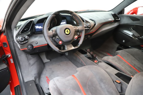 Used 2019 Ferrari 488 Pista for sale $451,702 at Bugatti of Greenwich in Greenwich CT 06830 13