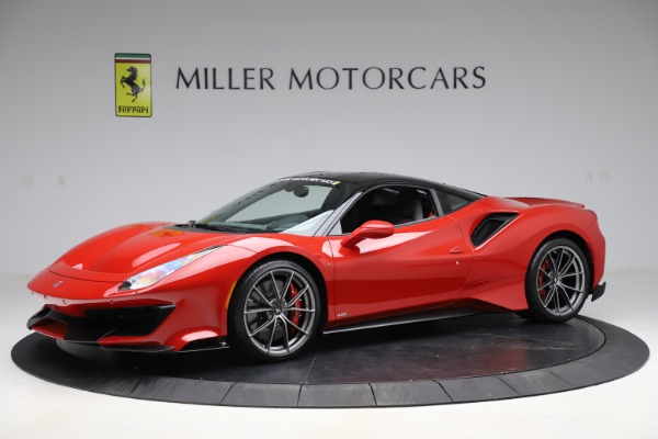 Used 2019 Ferrari 488 Pista for sale $451,702 at Bugatti of Greenwich in Greenwich CT 06830 2
