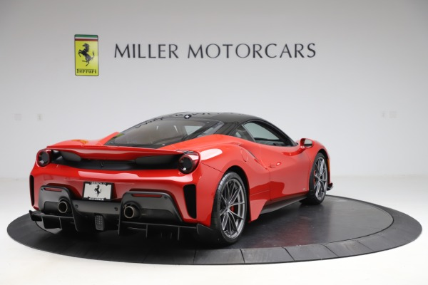 Used 2019 Ferrari 488 Pista for sale $451,702 at Bugatti of Greenwich in Greenwich CT 06830 7