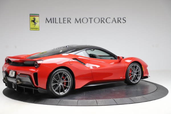 Used 2019 Ferrari 488 Pista for sale $451,702 at Bugatti of Greenwich in Greenwich CT 06830 8