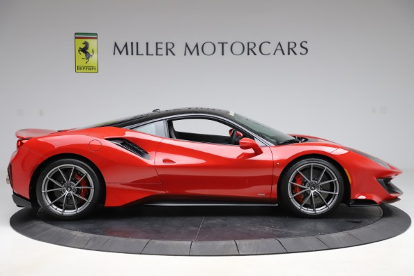 Used 2019 Ferrari 488 Pista for sale $451,702 at Bugatti of Greenwich in Greenwich CT 06830 9