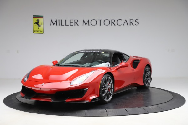 Used 2019 Ferrari 488 Pista for sale $451,702 at Bugatti of Greenwich in Greenwich CT 06830 1