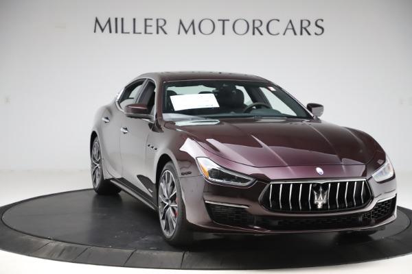 New 2020 Maserati Ghibli S Q4 GranLusso for sale $94,335 at Bugatti of Greenwich in Greenwich CT 06830 11