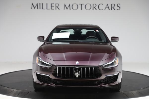 New 2020 Maserati Ghibli S Q4 GranLusso for sale $94,335 at Bugatti of Greenwich in Greenwich CT 06830 12