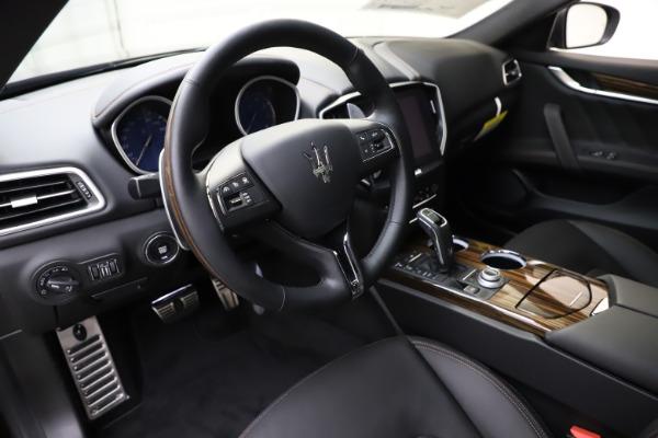 New 2020 Maserati Ghibli S Q4 GranLusso for sale $94,335 at Bugatti of Greenwich in Greenwich CT 06830 13