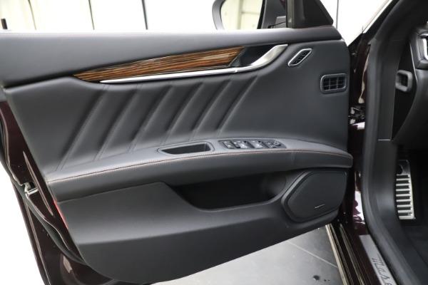 New 2020 Maserati Ghibli S Q4 GranLusso for sale $94,335 at Bugatti of Greenwich in Greenwich CT 06830 17