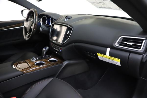 New 2020 Maserati Ghibli S Q4 GranLusso for sale $94,335 at Bugatti of Greenwich in Greenwich CT 06830 22