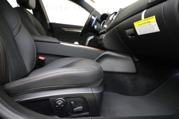 New 2020 Maserati Ghibli S Q4 GranLusso for sale $94,335 at Bugatti of Greenwich in Greenwich CT 06830 23