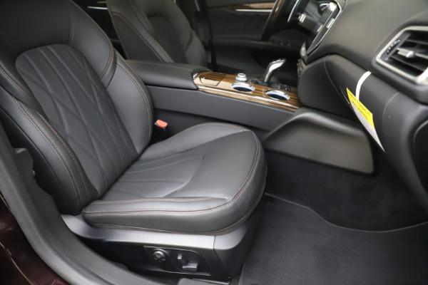 New 2020 Maserati Ghibli S Q4 GranLusso for sale $94,335 at Bugatti of Greenwich in Greenwich CT 06830 24