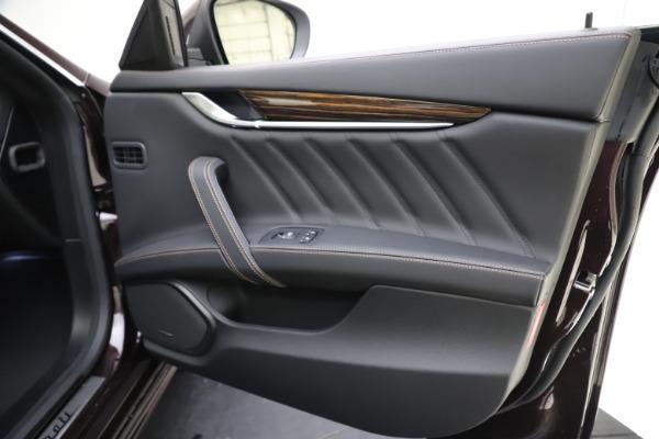 New 2020 Maserati Ghibli S Q4 GranLusso for sale $94,335 at Bugatti of Greenwich in Greenwich CT 06830 25
