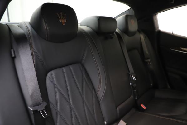 New 2020 Maserati Ghibli S Q4 GranLusso for sale $94,335 at Bugatti of Greenwich in Greenwich CT 06830 26