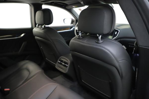 New 2020 Maserati Ghibli S Q4 GranLusso for sale $94,335 at Bugatti of Greenwich in Greenwich CT 06830 28