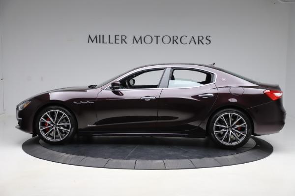 New 2020 Maserati Ghibli S Q4 GranLusso for sale $94,335 at Bugatti of Greenwich in Greenwich CT 06830 3