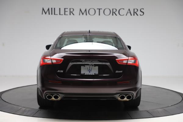 New 2020 Maserati Ghibli S Q4 GranLusso for sale $94,335 at Bugatti of Greenwich in Greenwich CT 06830 6