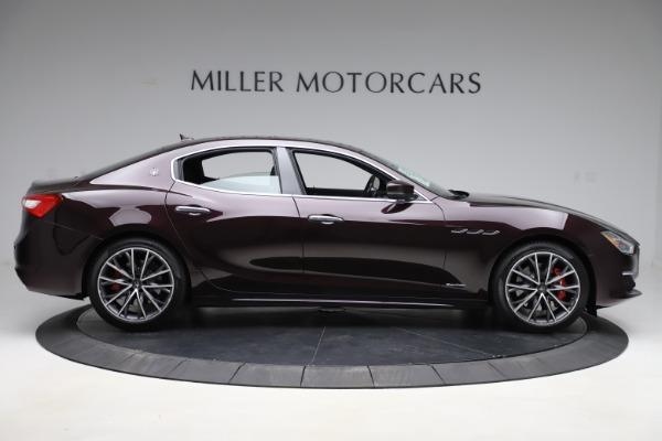 New 2020 Maserati Ghibli S Q4 GranLusso for sale $94,335 at Bugatti of Greenwich in Greenwich CT 06830 9