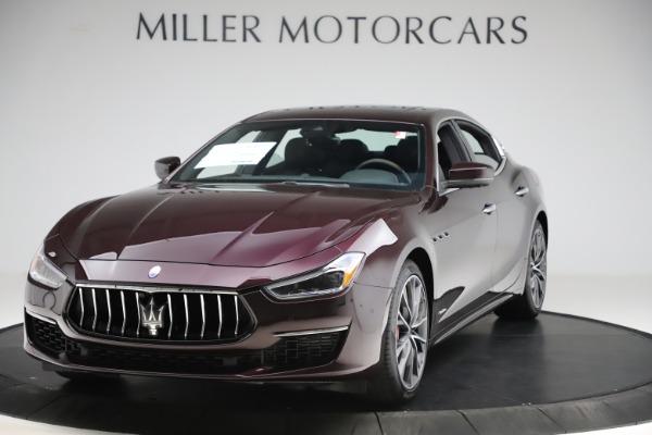 New 2020 Maserati Ghibli S Q4 GranLusso for sale $94,335 at Bugatti of Greenwich in Greenwich CT 06830 1