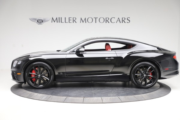 New 2020 Bentley Continental GT W12 for sale $277,935 at Bugatti of Greenwich in Greenwich CT 06830 3
