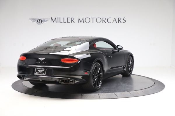New 2020 Bentley Continental GT W12 for sale $277,935 at Bugatti of Greenwich in Greenwich CT 06830 7