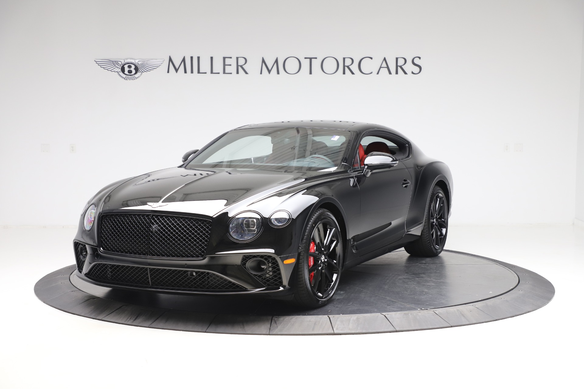 New 2020 Bentley Continental GT W12 for sale $277,935 at Bugatti of Greenwich in Greenwich CT 06830 1