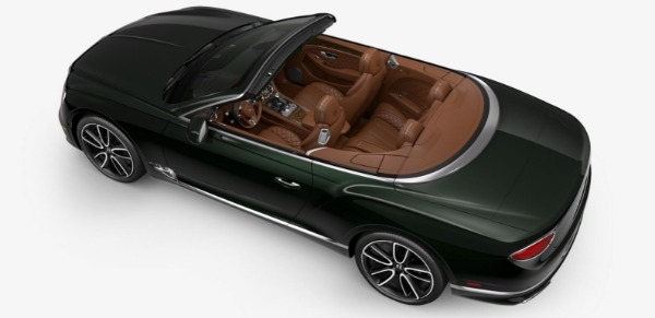 New 2020 Bentley Continental GTC W12 for sale $300,745 at Bugatti of Greenwich in Greenwich CT 06830 4