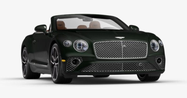 New 2020 Bentley Continental GTC W12 for sale $300,745 at Bugatti of Greenwich in Greenwich CT 06830 5