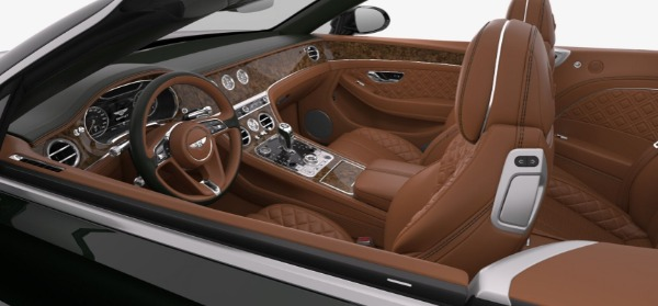 New 2020 Bentley Continental GTC W12 for sale $300,745 at Bugatti of Greenwich in Greenwich CT 06830 7