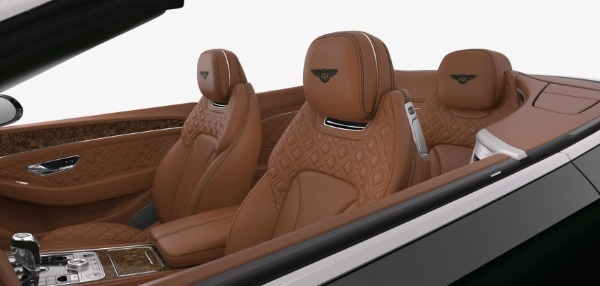 New 2020 Bentley Continental GTC W12 for sale $300,745 at Bugatti of Greenwich in Greenwich CT 06830 8