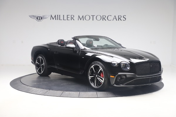 New 2020 Bentley Continental GTC V8 for sale $275,045 at Bugatti of Greenwich in Greenwich CT 06830 11