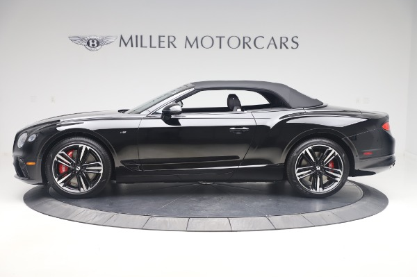 New 2020 Bentley Continental GTC V8 for sale $275,045 at Bugatti of Greenwich in Greenwich CT 06830 13