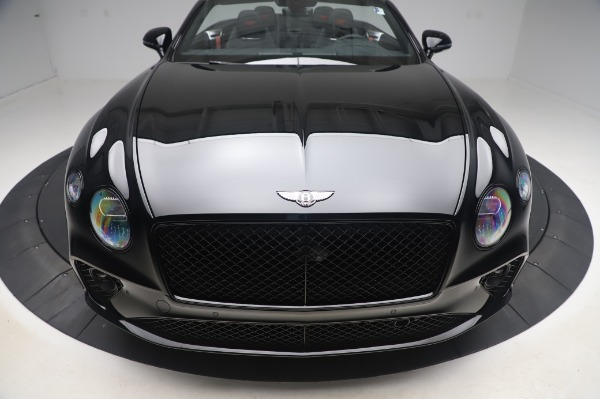 New 2020 Bentley Continental GTC V8 for sale $275,045 at Bugatti of Greenwich in Greenwich CT 06830 18