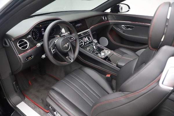 New 2020 Bentley Continental GT Convertible V8 for sale $275,045 at Bugatti of Greenwich in Greenwich CT 06830 23