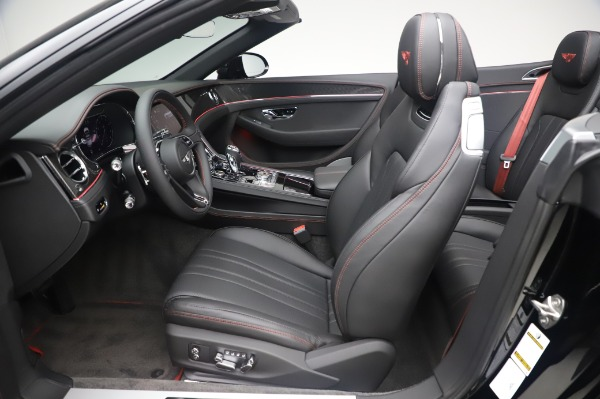 New 2020 Bentley Continental GTC V8 for sale $275,045 at Bugatti of Greenwich in Greenwich CT 06830 24