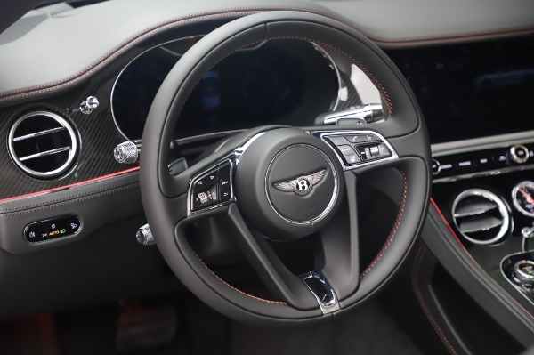 New 2020 Bentley Continental GTC V8 for sale $275,045 at Bugatti of Greenwich in Greenwich CT 06830 27