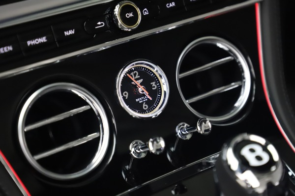 New 2020 Bentley Continental GTC V8 for sale $275,045 at Bugatti of Greenwich in Greenwich CT 06830 28