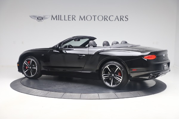 New 2020 Bentley Continental GTC V8 for sale $275,045 at Bugatti of Greenwich in Greenwich CT 06830 4