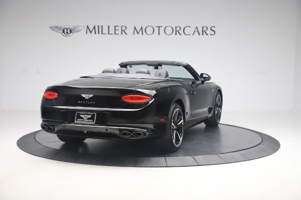 New 2020 Bentley Continental GTC V8 for sale $275,045 at Bugatti of Greenwich in Greenwich CT 06830 7