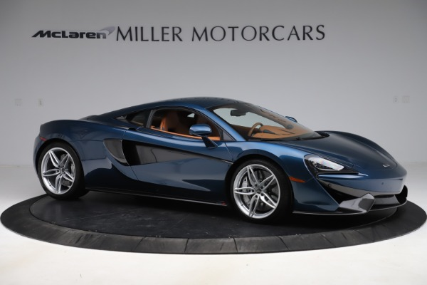 Used 2017 McLaren 570S for sale $154,900 at Bugatti of Greenwich in Greenwich CT 06830 10