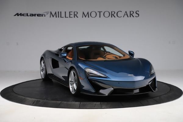Used 2017 McLaren 570S for sale $154,900 at Bugatti of Greenwich in Greenwich CT 06830 11